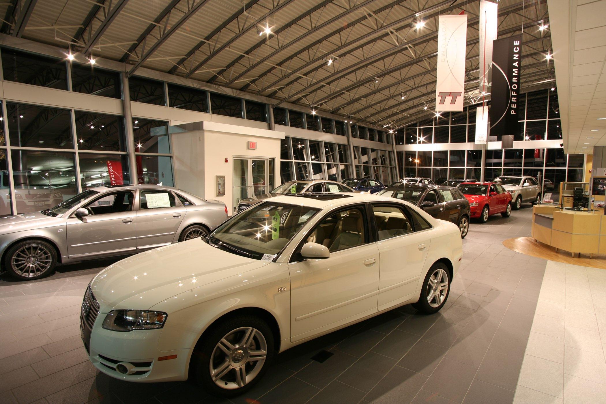 Barrier Audi Studio Lux - Barrier audi