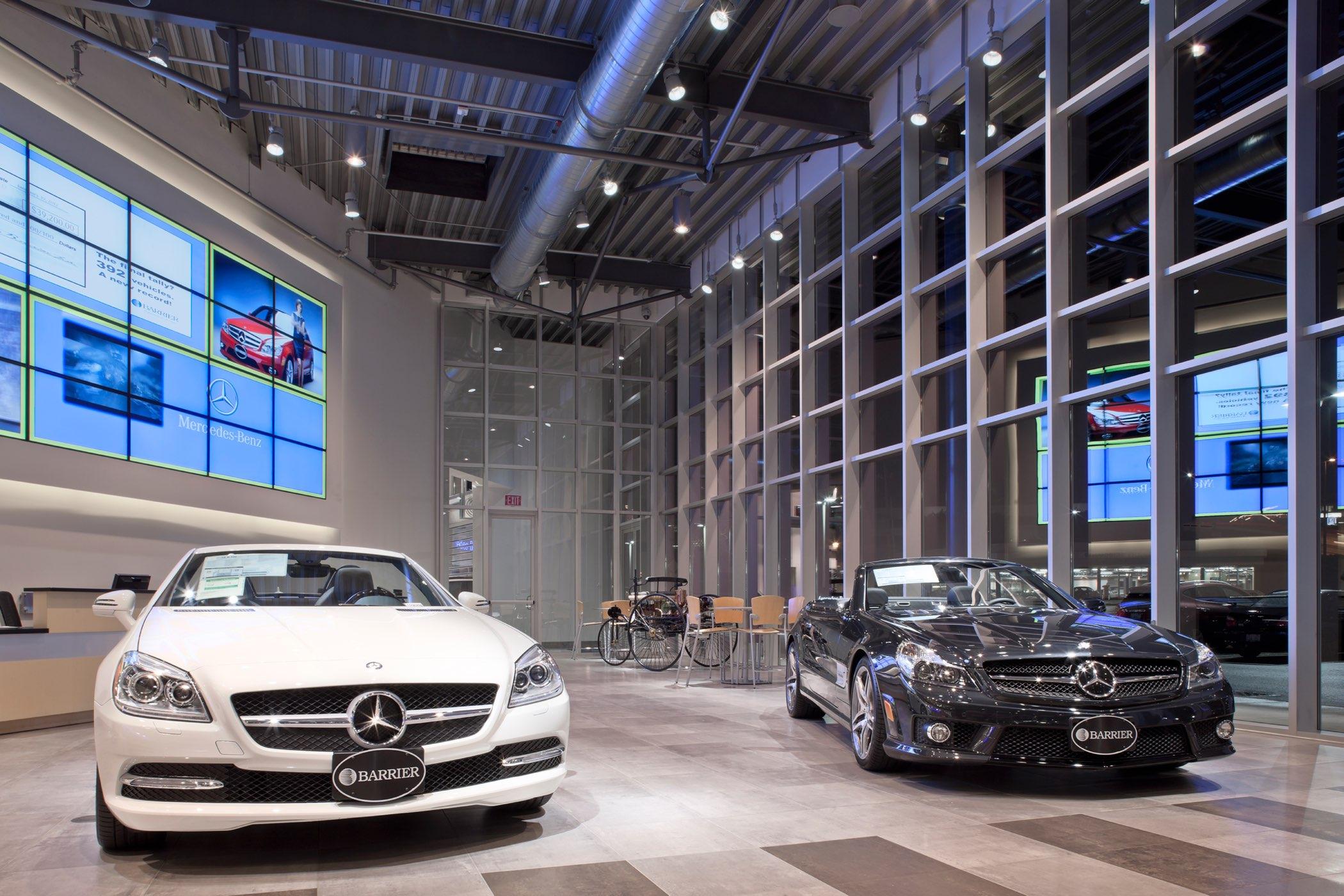 Barrier Autohaus Studio Lux